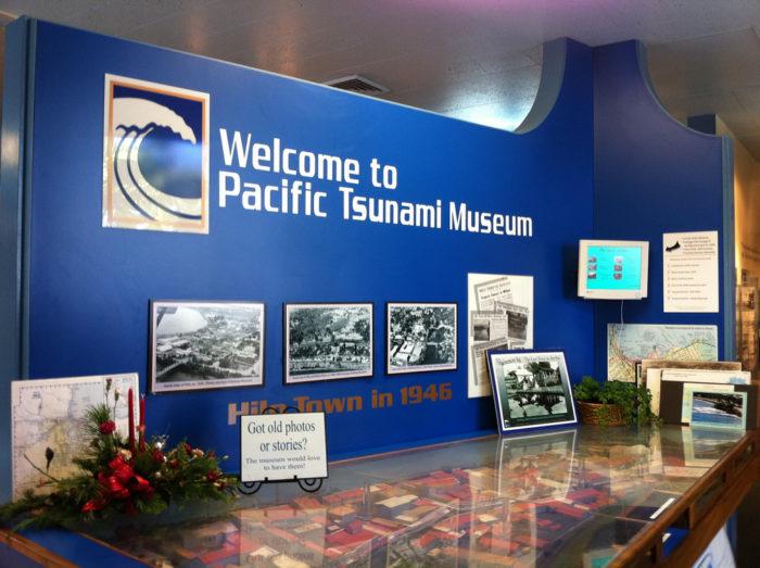 6. Pacific Tsumani Museum