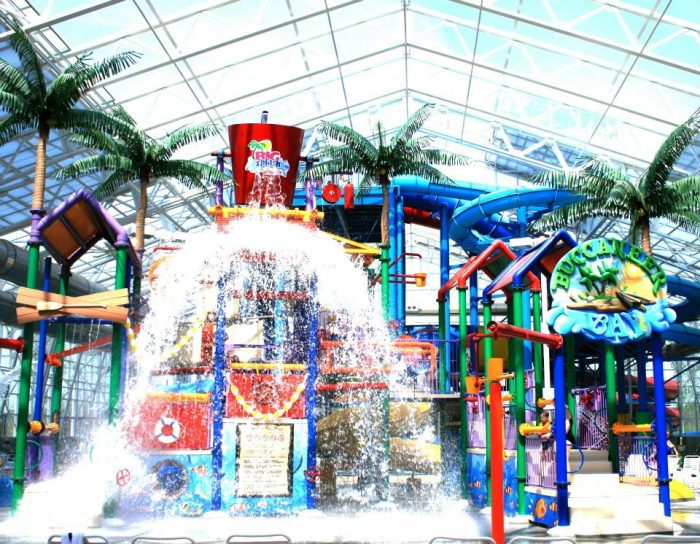 5. Big Splash Adventure