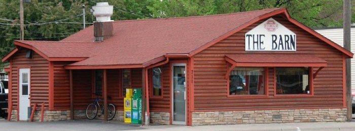 1. The Barn, Brainerd