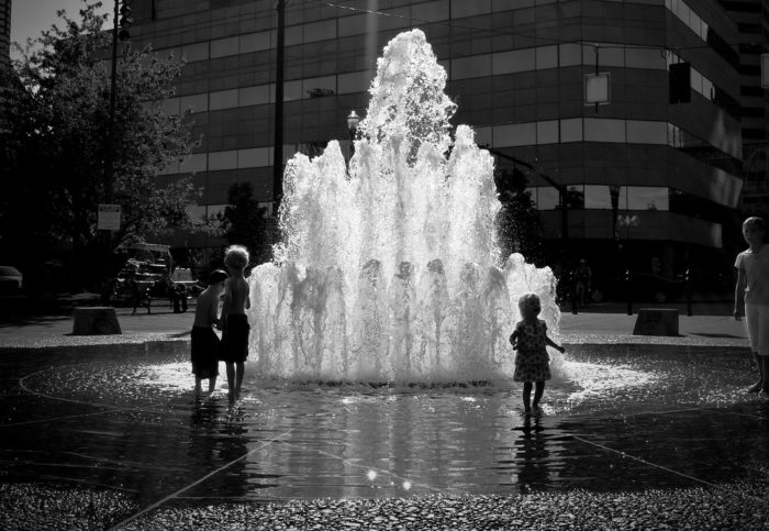 4. Portland Fountains