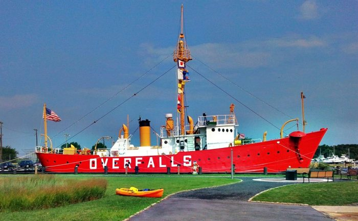 5. Lightship Overfalls
