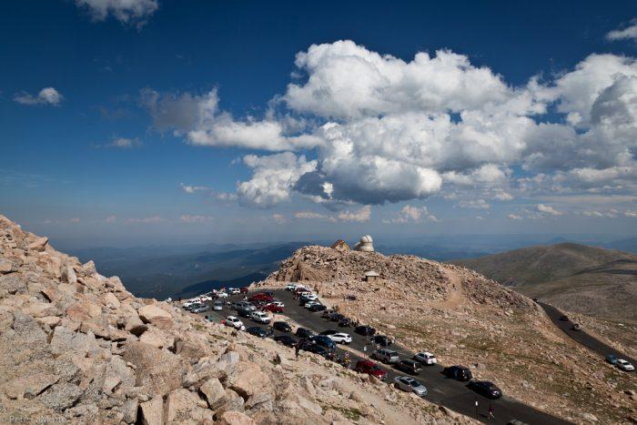 6. Mount Evans Scenic Byway