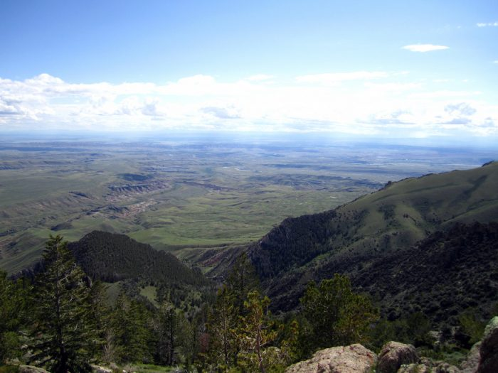2. Big Horn Scenic Byway
