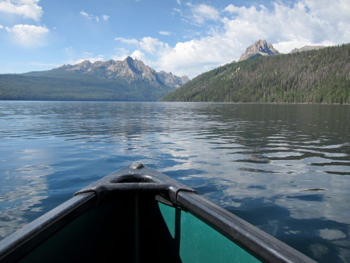 But no matter where you go here, kayaking, paddling, beach lounging, camping, and more will all take your breath away!