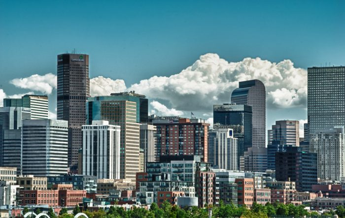 """2. The Mile High City ranked No. 1 for the first time on Forbes' 2015 """"Best Places for Business and Careers,"""" as well as No. 1 on U.S. News and World Report's 2016 """"Best Places to Live."""" Go get 'em!"""