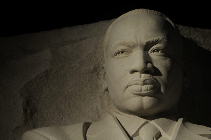 2. Everyone should thank us here in Georgia for being the birthplace to such a great thinker and movement leader like Martin Luther King Jr.