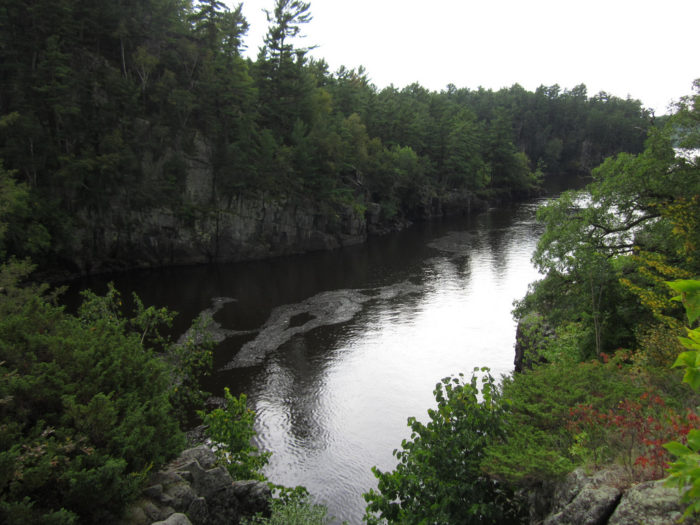 And when you're done, you can't forget the 1.25-mile scenic river hike between the glacial pothole park and campgrounds.