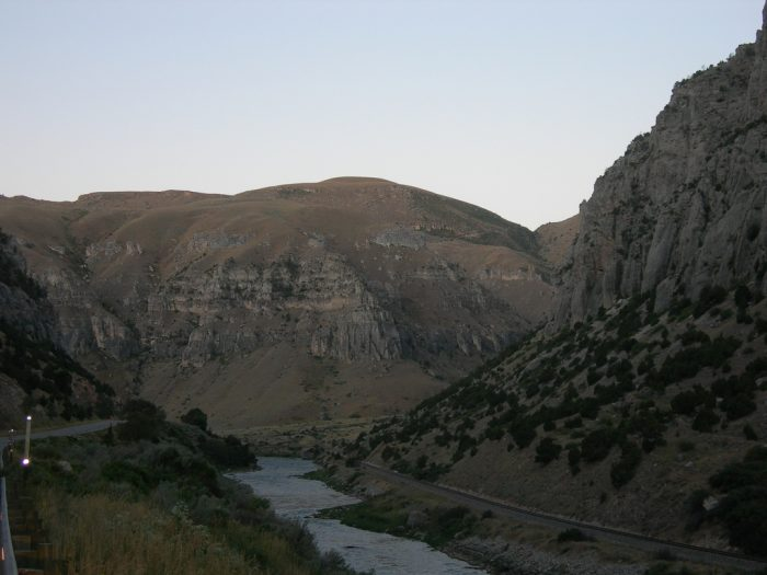 10. Wind River Canyon Scenic Byway