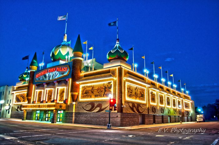 6. The Corn Palace