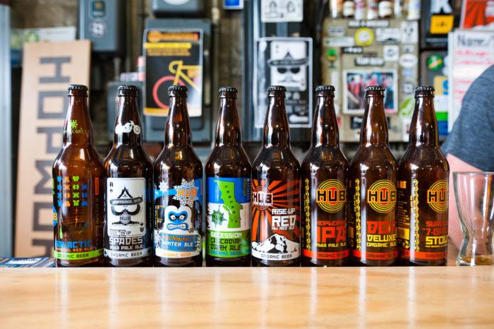 5. Breweries