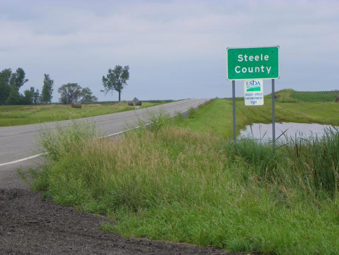 2. Steele County