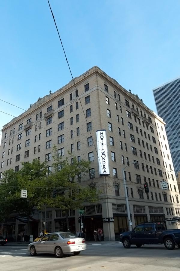 2. Hotel Andra (Seattle, Washington)