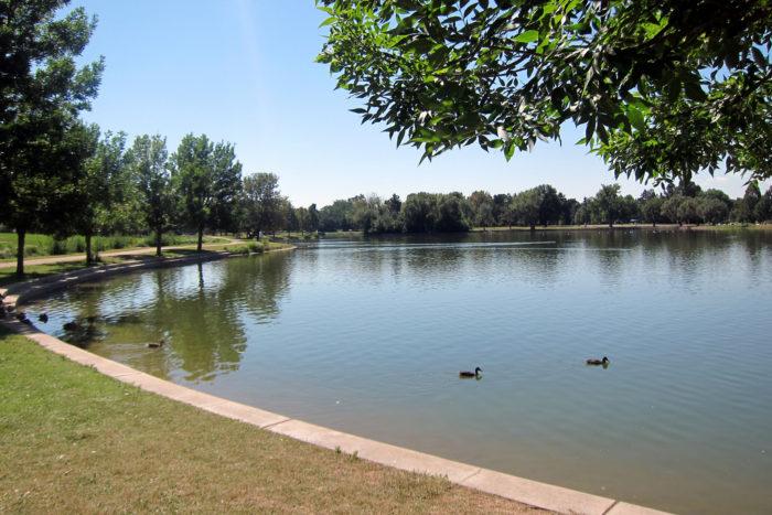 6. Washington Park