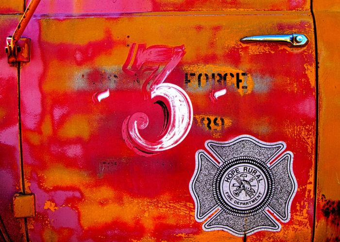 "14. ""Hope Rural Fire Department"""