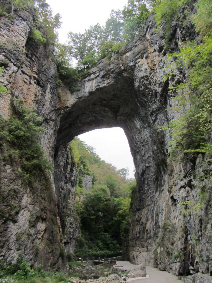 5. Natural Bridge