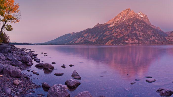 6. Jenny Lake
