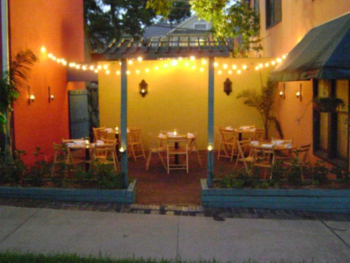 7. Cafe Josie