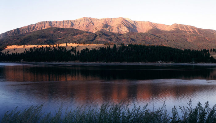 If you want to make a weekend out of it, you can pitch a tent at the stunning Wallowa Lake Campground.