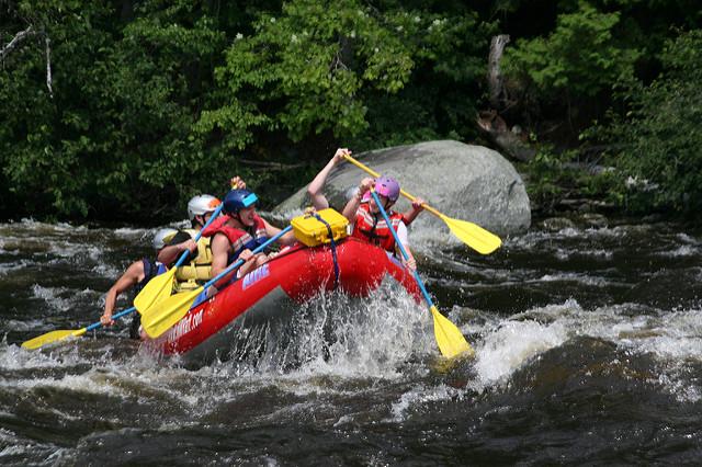 3. Androscoggin River, Errol