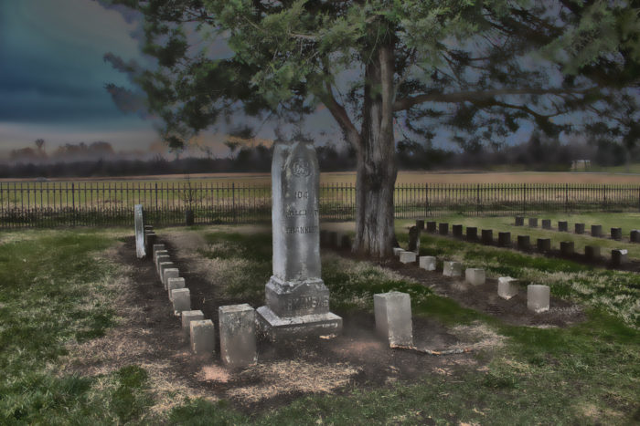 4. McGavock Confederate Cemetery - Franklin