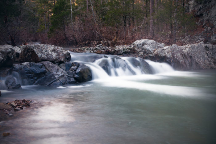 10. The Ozarks aren't the only place where you can find waterfalls.