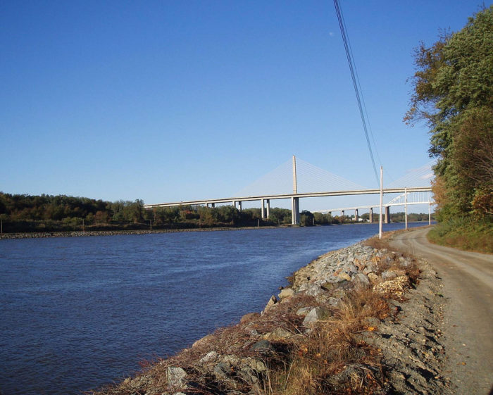 1. Chesapeake and Delaware Canal