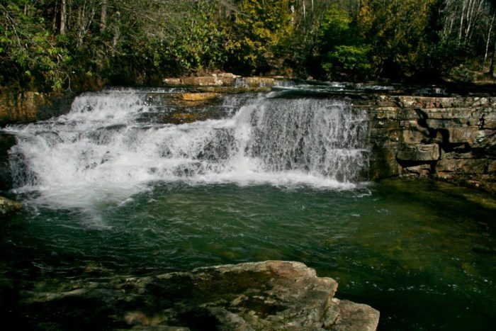 5. Dismall Falls (Giles County)