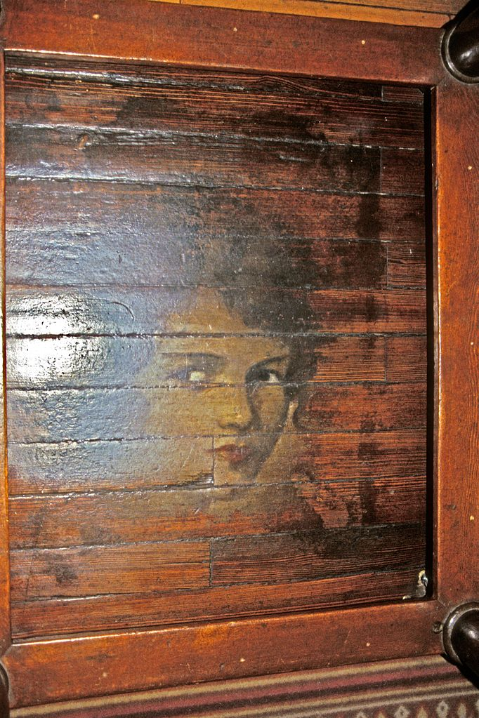 5. The Face on the Barroom Floor (Central City)