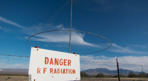 You'll Never Believe What Unsettling Secret Is Hidden All Over The Arizona Desert