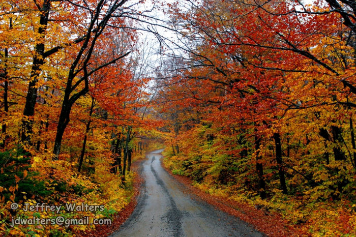 9. Route 11, The Katahdin Woods & Waters Maine Scenic Byway