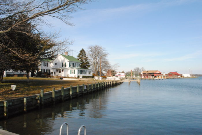 Located in Talbot County, you'll find the charming town of St. Michaels.
