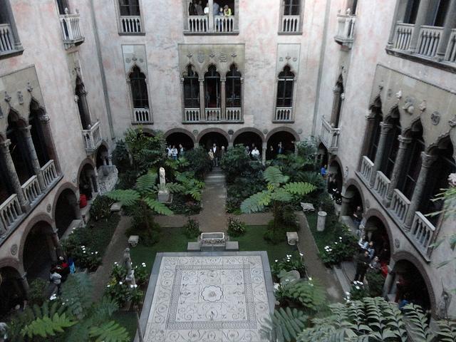 5. The Isabella Stewart Gardner Museum