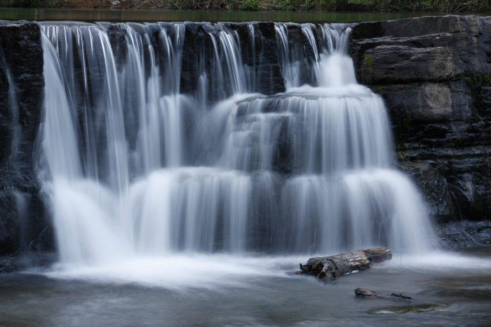 1. Natural Dam
