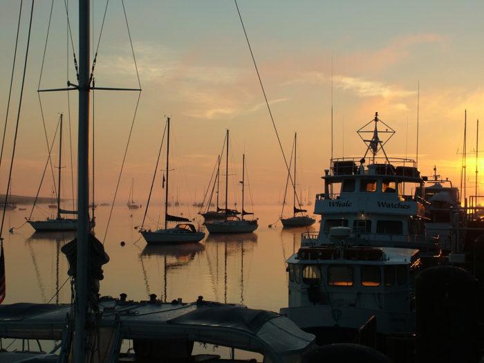 12. Newburtyport Harbor