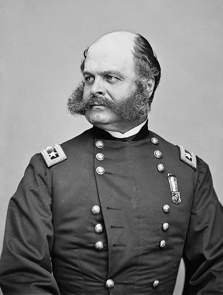 1. Rhode Island was the first state to introduce the sideburn thanks to former Governor Ambrose Burnside's impeccable style.