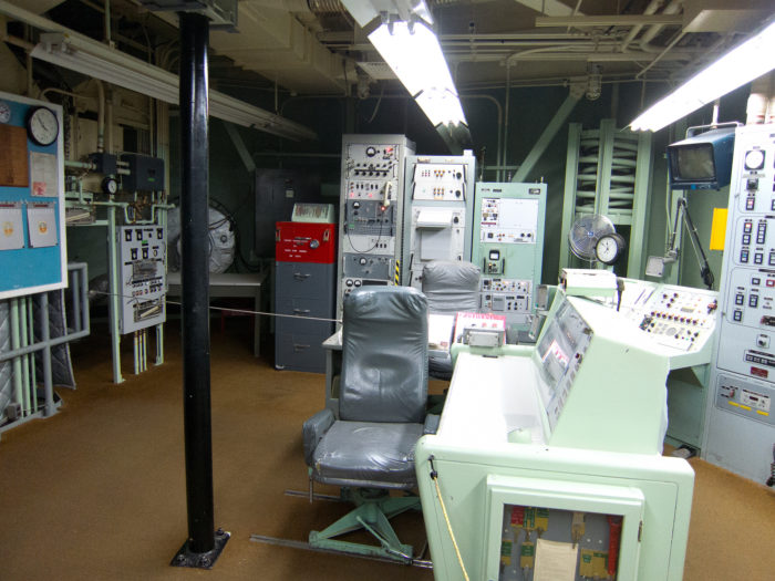 During your visit, you'll be able to explore the actual launch controls for the missile, as well as be given a guided tour through the silo.