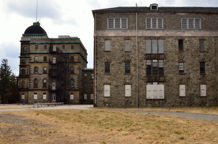 Greystone four years after closing (2012).