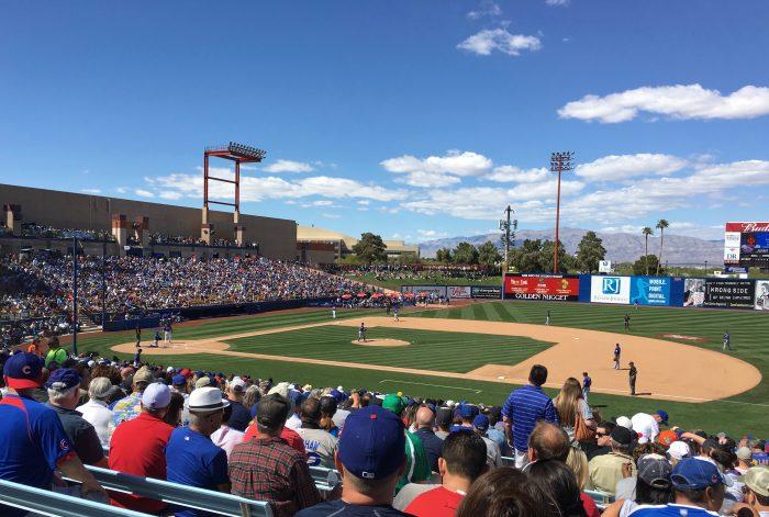 4. 51s baseball - Las Vegas