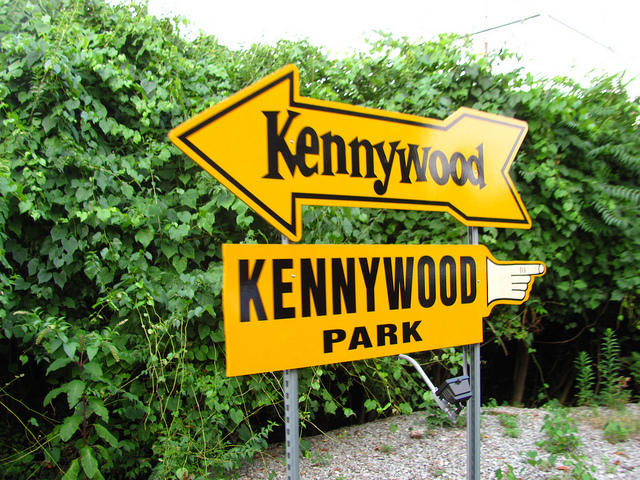 7. Bought matching Kennywood outfits with your friends for your annual school picnic.