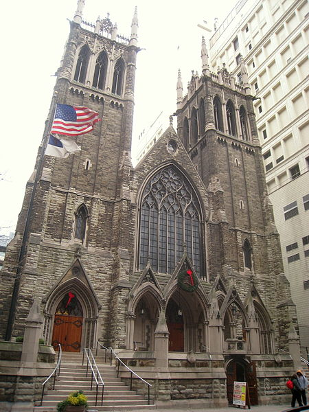 7. First Presbyterian Church Pittsburgh - 320 Sixth Avenue