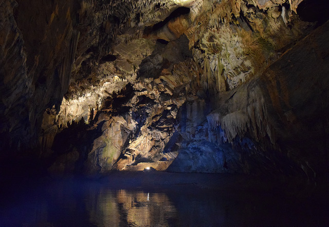 7. ...caverns that welcome us to explore…