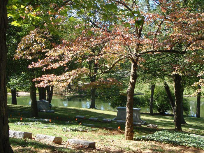 7. Explore Cave Hill Cemetery