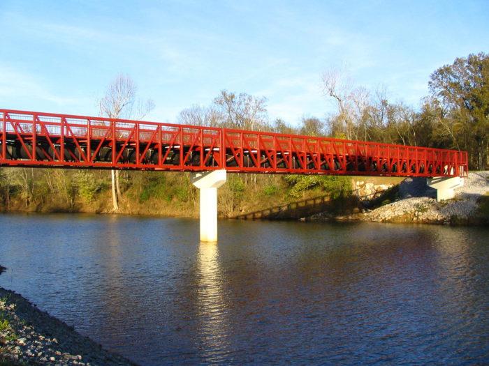 6. Stones River Greenway - 10.2 miles