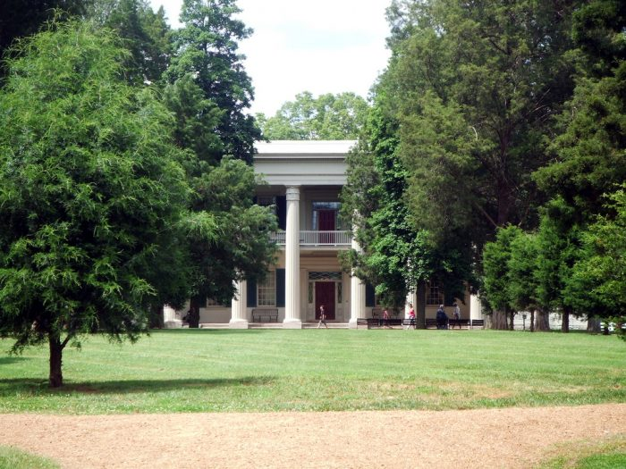 7. Visit the home of Presiden Andrew Jackson at The Hermitage.