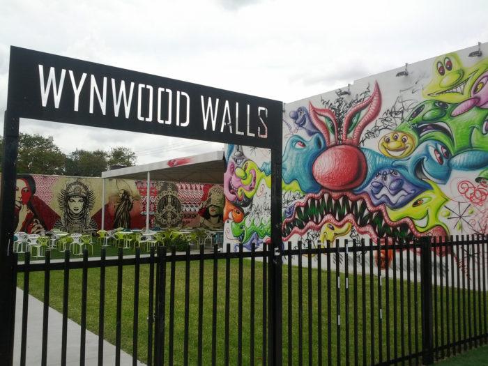 3. Explore The Graffiti at Wynwood Walls
