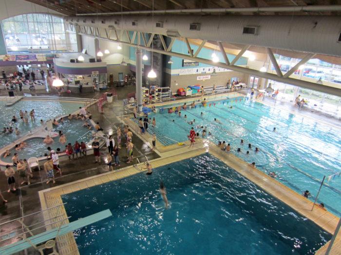 2. North Clackamas Aquatic Park