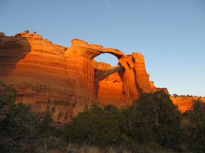 10. Rattlesnake Arches (Grand Junction)
