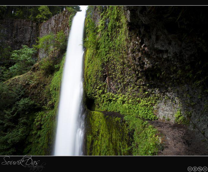 4. Walk through a tunnel behind a stunning waterfall.