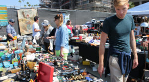 6 Awesome Flea Markets In Los Angeles