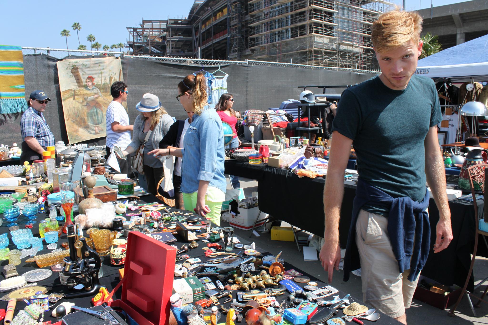 Flea Markets - Find Near Me